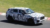 Erlkönig Jaguar SUV