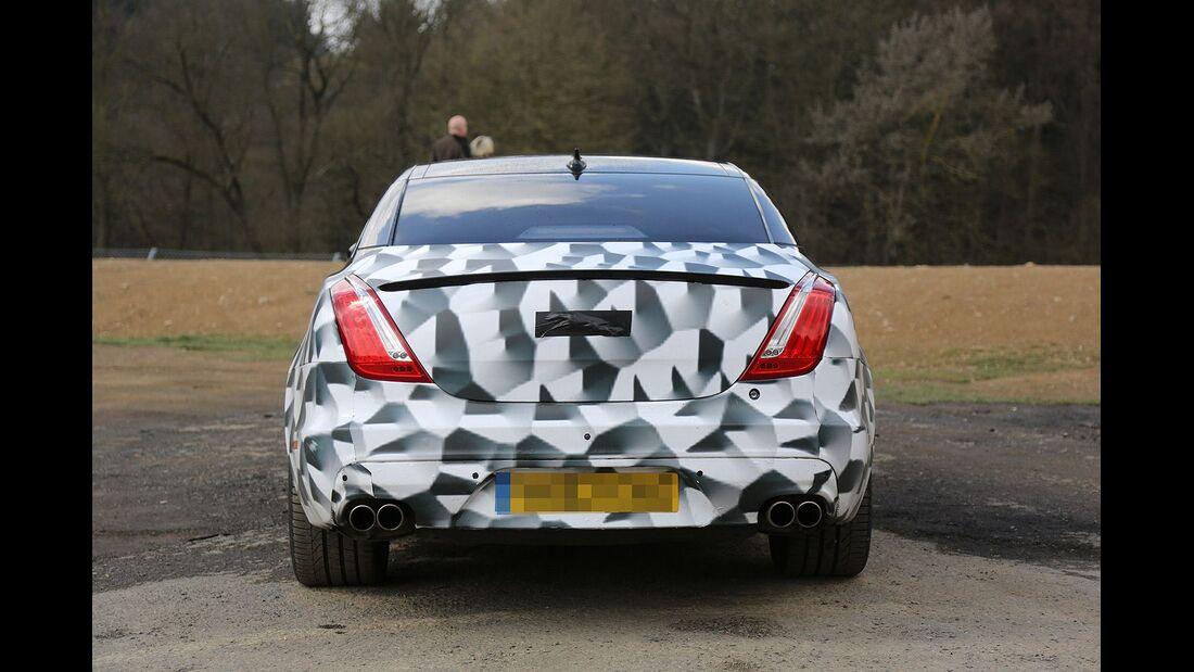 Erlkönig Jaguar XJR