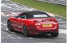 Erlkönig Jaguar XK-RS Cabrio