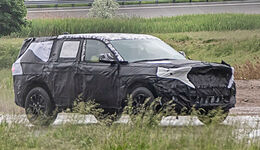 Erlkönig Jeep Grand Cherokee