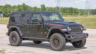 Erlkönig Jeep Wrangler 392