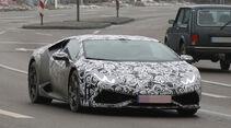 Erlkönig Lamborghini Huracan Cabrera