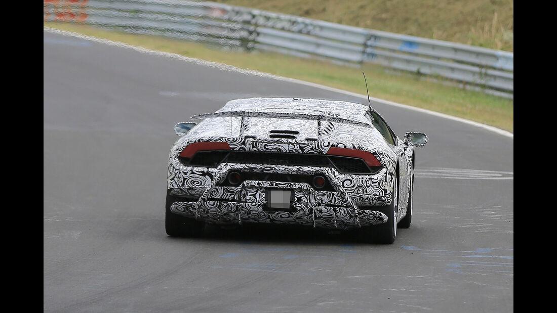 Erlkönig Lamborghini Huracan Superleggera