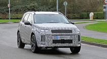 Erlkönig Land Rover Discovery Sport