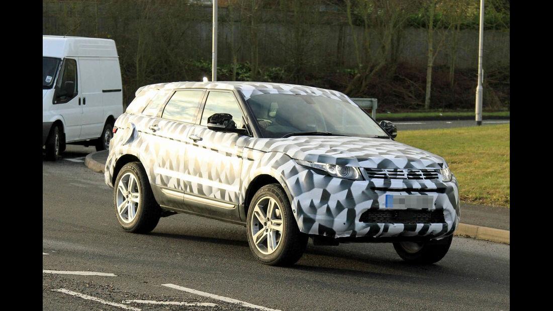 Erlkönig Land Rover Freelander