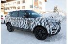 Erlkönig Land Rover Range Rover Sport