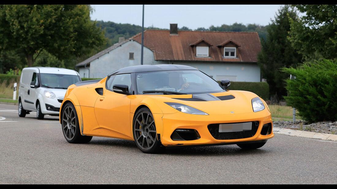 Erlkönig Lotus Evora-Nachfolger (Type 131)