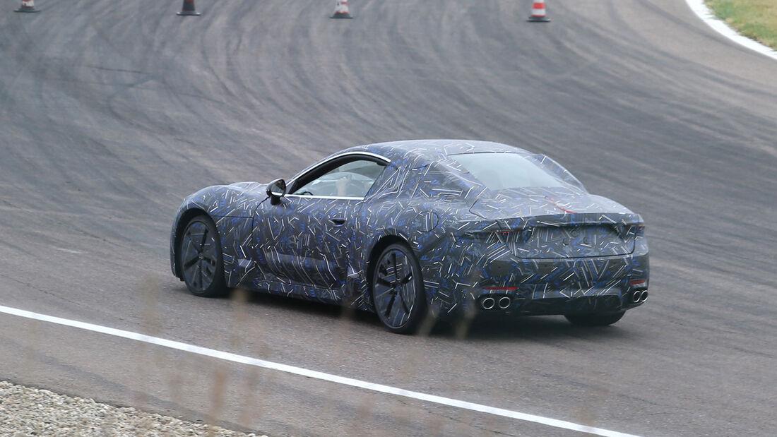 Erlkönig Maserati Gran Turismo