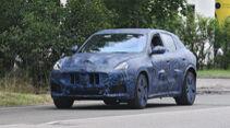 Erlkönig Maserati Grecale