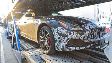 Erlkönig Maserati Quattroporte