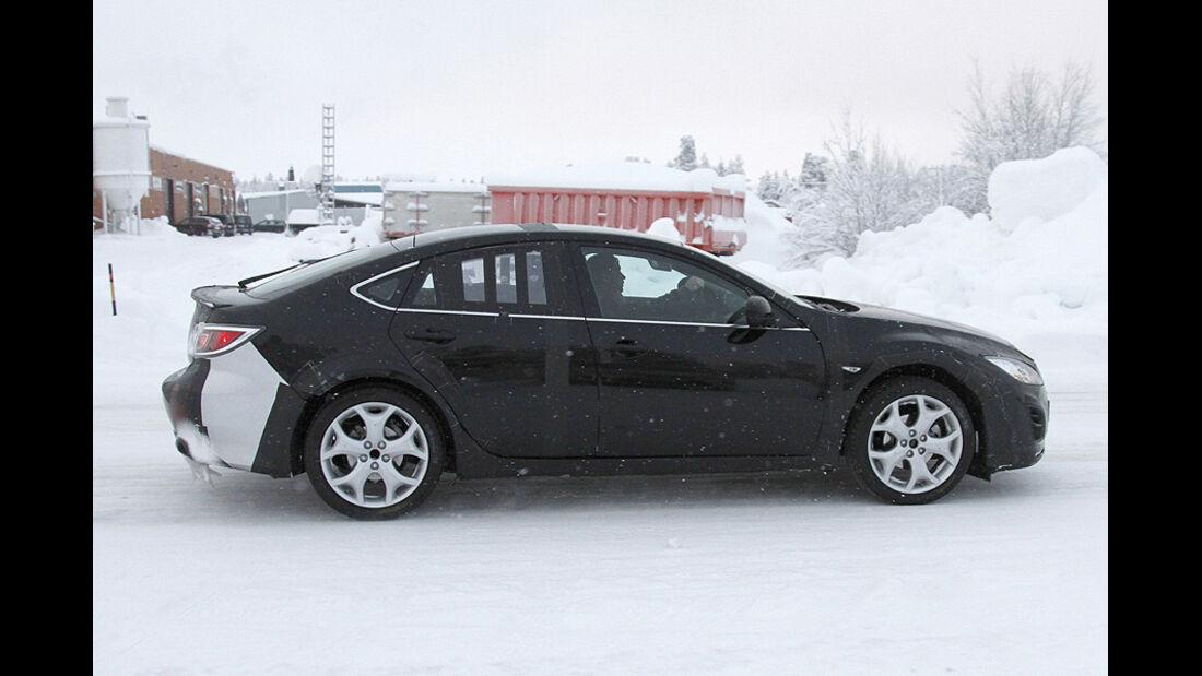 Erlkönig Mazda 6