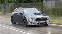 Erlkönig Mercedes-AMG A45