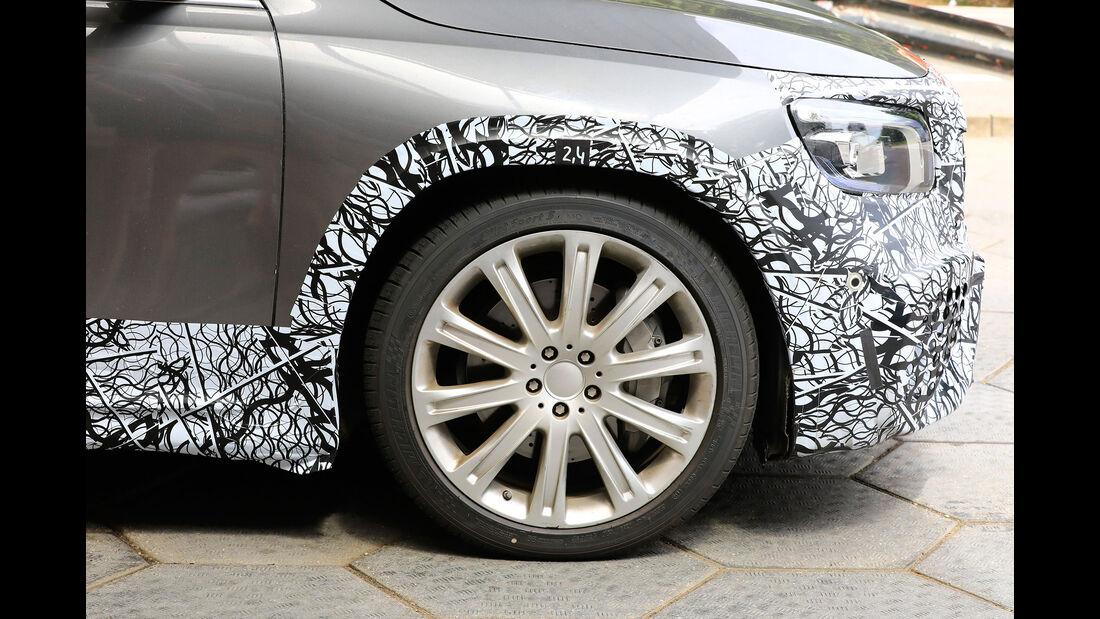 Erlkönig Mercedes-AMG GLB 45