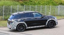 Erlkönig Mercedes-AMG GLE 63
