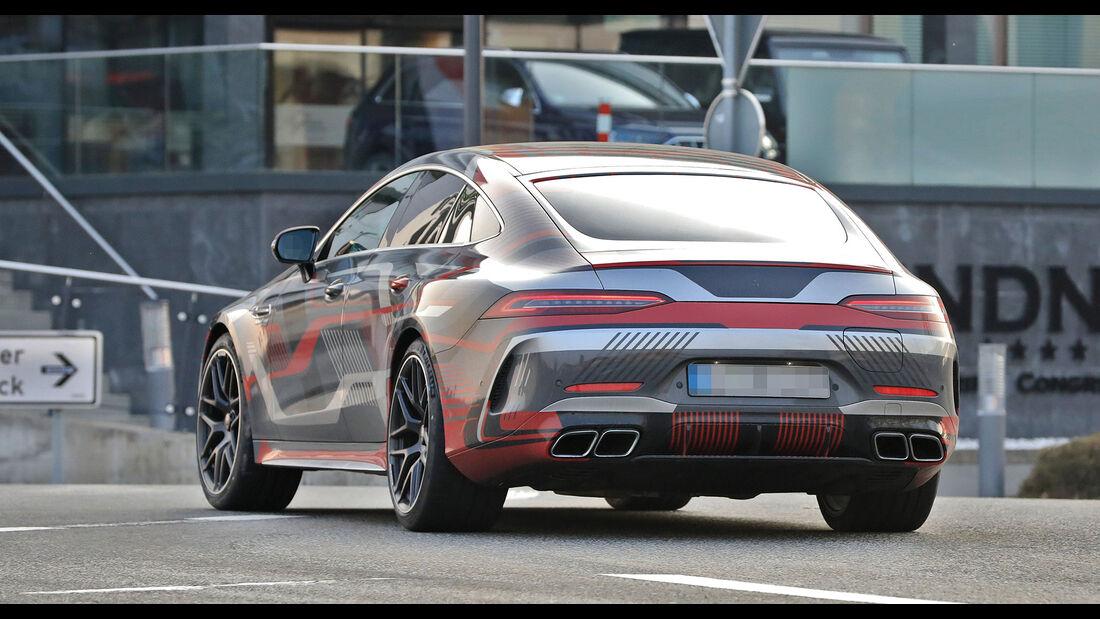 Erlkönig Mercedes-AMG GT 73 4-Türer