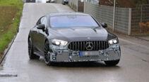 Erlkönig Mercedes-AMG GT 73 4-Türer Facelift