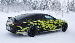 Erlkönig Mercedes-AMG GT Coupé