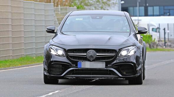 Erlkönig Mercedes-AMG Mulette (Mercedes SL)