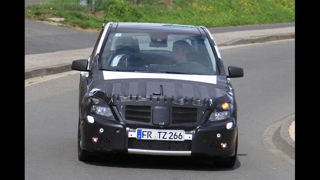 Erlkönig Mercedes B-Klasse