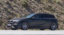 Erlkönig Mercedes Benz A45 AMG Facelift