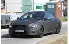 Erlkönig Mercedes Benz CLA 45 AMG