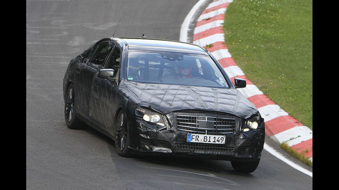 Erlkönig Mercedes Benz S-Klasse