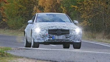Erlkönig Mercedes C-Klasse All Terrain