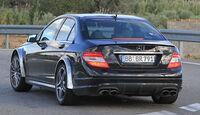 Erlkönig Mercedes C-Klasse Black Series