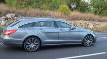 Erlkönig Mercedes CLS Shooting Brake
