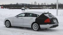 Erlkönig Mercedes CLS