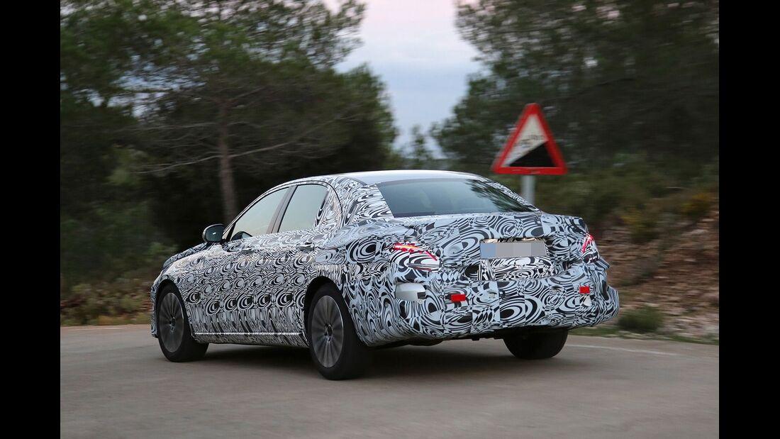 Mercedes S- und E-Klasse mit R744: Ab 2017 mit CO2 ...