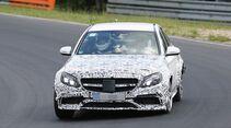 Erlkönig Mercedes E-Klasse AMG