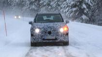 Erlkönig Mercedes EQS SUV