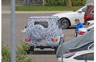 Erlkönig Mercedes-G-Klasse