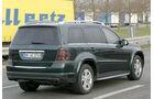 Erlkönig Mercedes GL