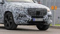 Erlkönig Mercedes-Maybach GLS