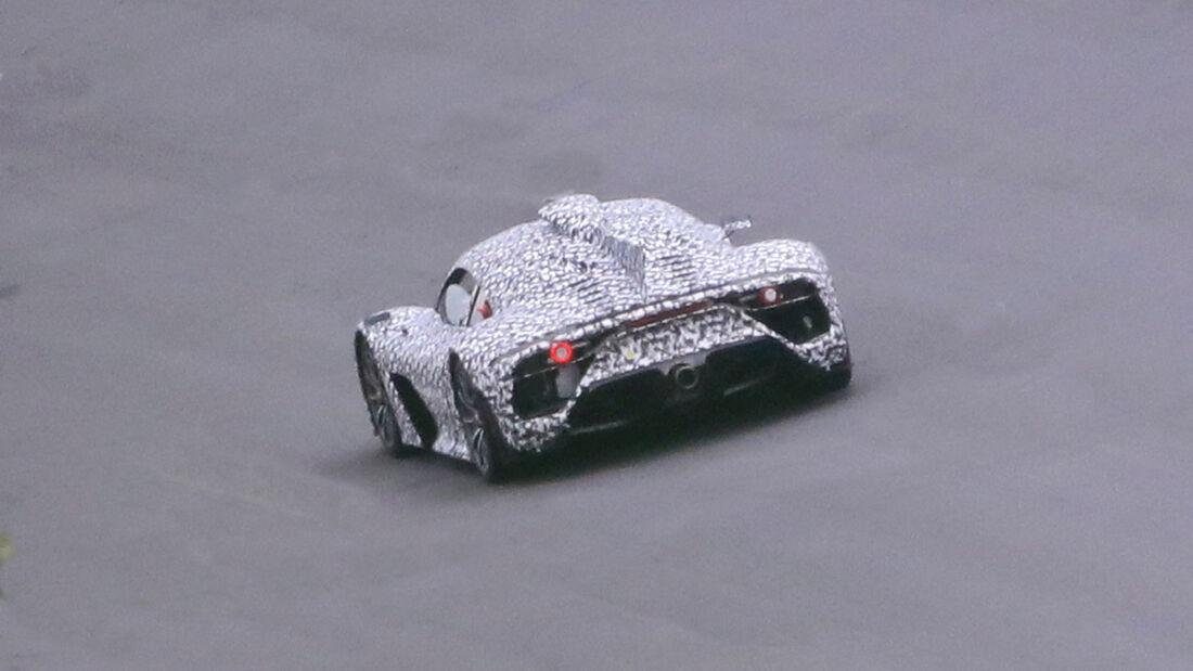 Erlkönig Mercedes One