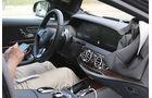 Erlkönig Mercedes S-Klasse Facelift