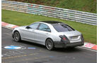 Erlkönig Mercedes S63 AMG