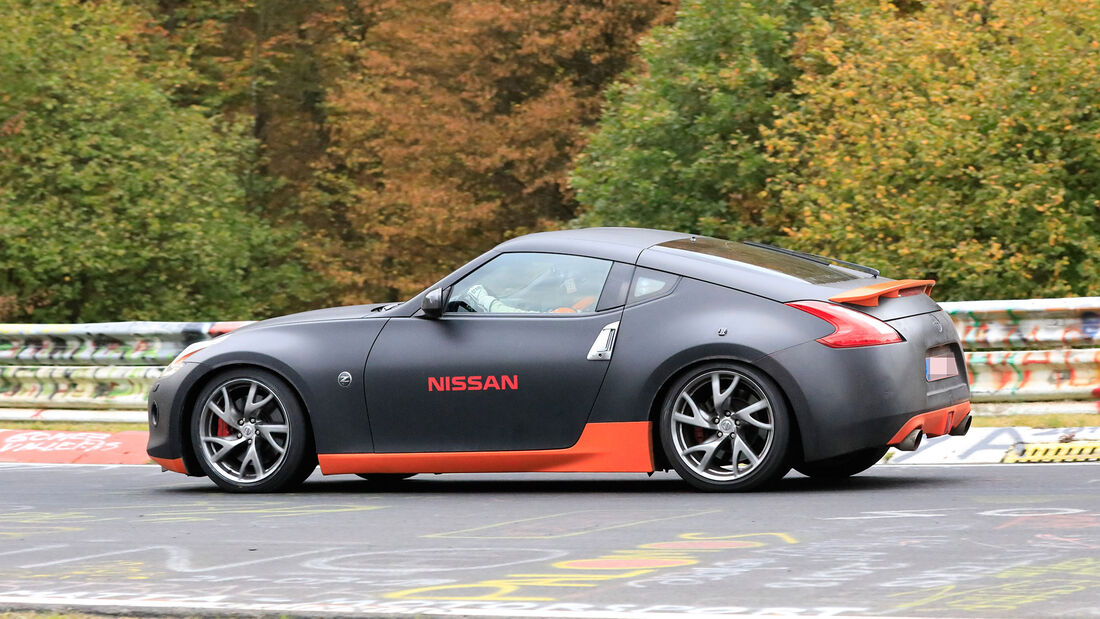 Nissan 370z Nachfolger