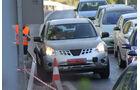 Erlkönig Nissan SUV Muletto