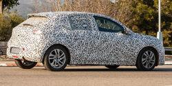 Erlkönig Opel Corsa