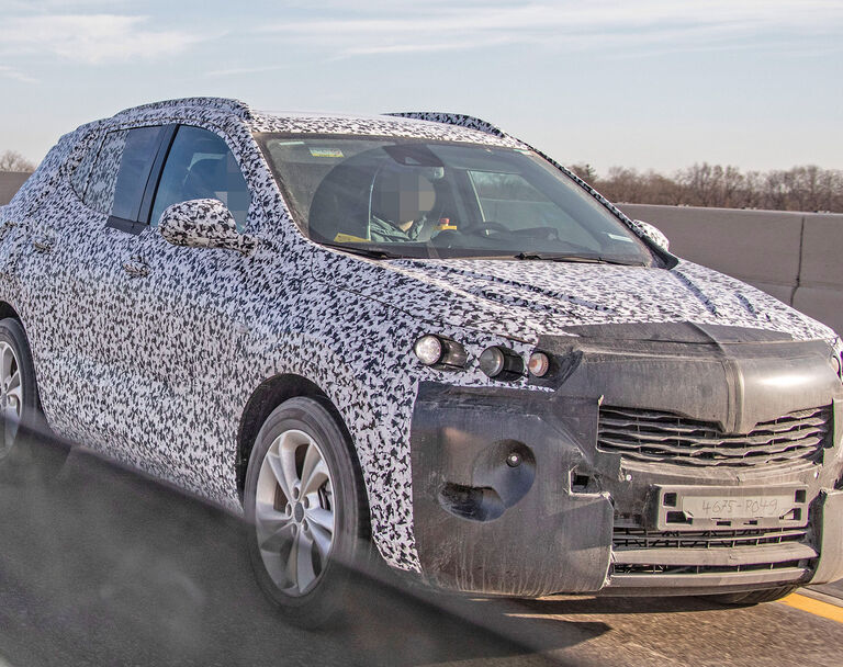 Erlkonig Opel Mokka X 2020 Daten Infos Marktstart