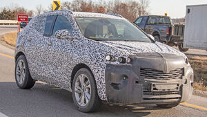 Erlkönig Opel Mokka X