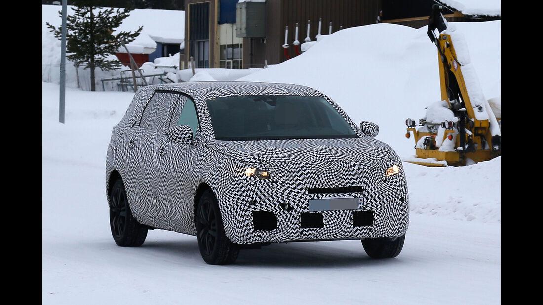 Erlkönig Peugeot 5008