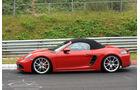 Erlkönig Porsche 718 Boxster GTS