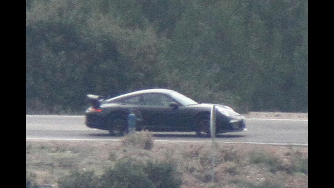 Erlkönig Porsche 911 GT3