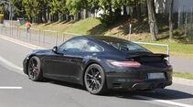Erlkönig Porsche 911 GTS Coupé