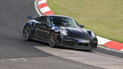 Erlkönig Porsche 911 Hybrid