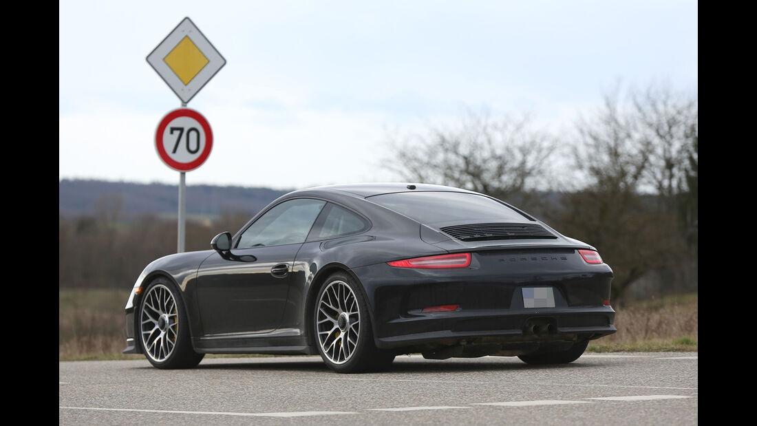 Erlkönig Porsche 911 R
